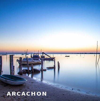 Fishing in Arcachon