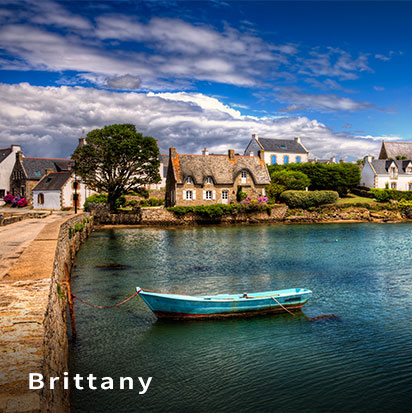 Fishing guide and lodge Brittany