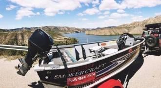 Pêche des carnassiers sur Caspe et Mequinenza