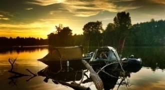 6 jours / 5 nuits de pêche du silure et de la carpe en assistance 24h/24