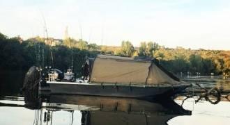 6 jours et 5 nuits de camp de pêche de pêche du silure et de la carpe