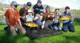 camp jeune multi-pêche