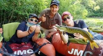 Camp pêche carnassier
