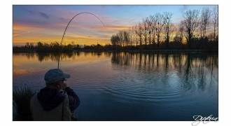Découverte de la pêche à la mouche en réservoir