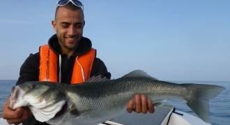 Half day of sea fishing in Atlantic