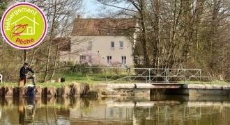 Gite au bord du canal de Briare