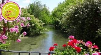 """Gîte de charme """"Le Meunier"""" - gîte de pêche"""