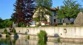 Gîte du Moulin de la Forge près du lac de Chalain