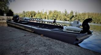 Pêche des carnassiers en bateau