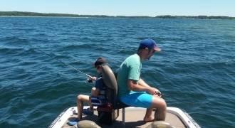 Initiation à la pêche des carnassiers aux leurres