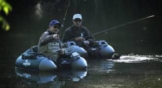 Initiation à la pêche en float-tube