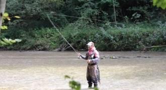 Stage de perfectionnement pêche à la mouche dans les Hautes-Pyrénées