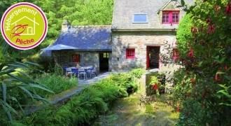 Le Moulin de Beuzidou, gîte le Héron