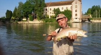 Fishing trip in Marne in Marne
