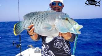 Journée de pêche en Egypte