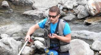 Trout fishing in Hautes-Pyrénées with natural baits