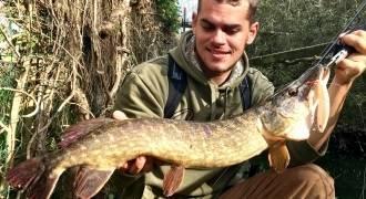 Pêche des carnassiers en Picardie