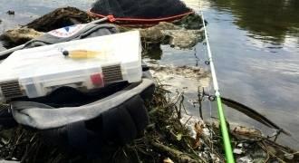 Pêche en wading sur la Moselle
