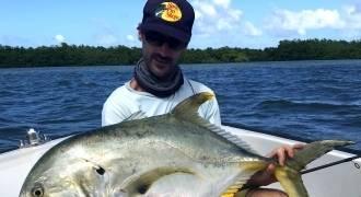Journée de pêche en bateau en Guadeloupe