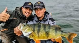 Séjour de pêche des carnassiers sur les lacs de la forêt d'Orient