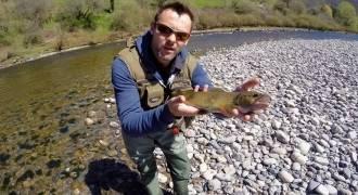 Séjour de pêche à la Mouche sur la Haute Sioule