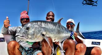 3 days fishing trip in Egypt