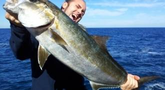 Fishing trip in Mallorca