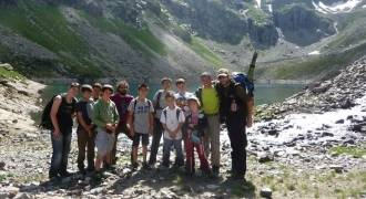 Fishing trip for young people in Hautes-Pyrénées