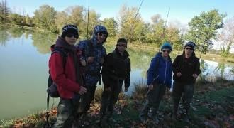 Séjour de pêche carnassiers pour ados