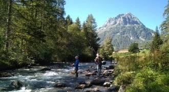 Stages de pêche Haute Savoie ( demie journée)