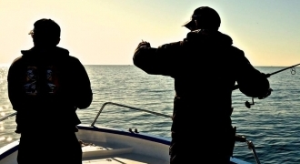 Sea fishing initiation in Mediterranean sea