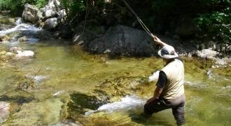 Découverte de la pêche à la mouche en Ardèche