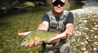Pêche de la truite en Serbie