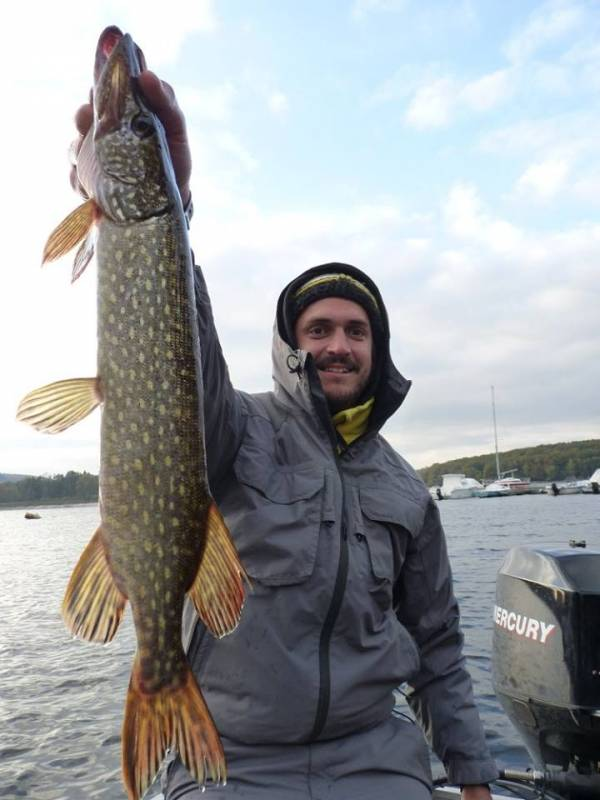 Découverte de la pêche en Charente
