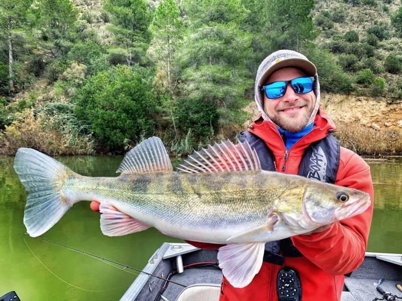 Guidages de pêche à Mequinenza