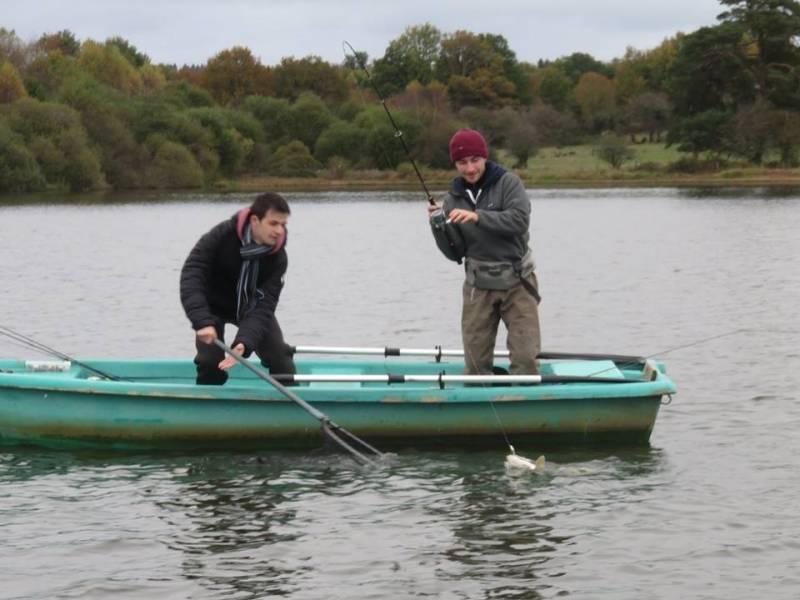 Stage de pêche du brochet au leurre