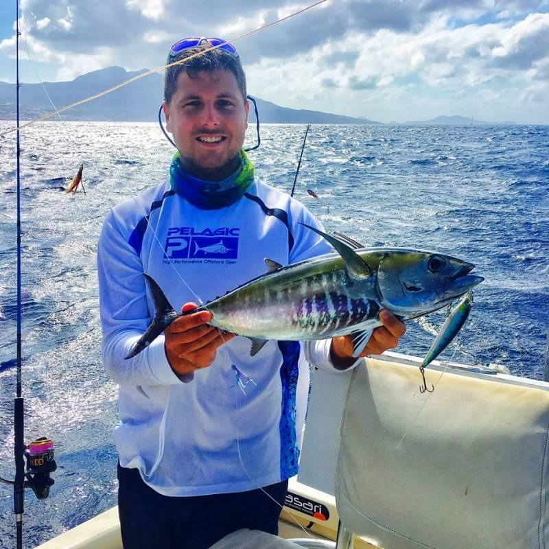 Journée multi-pêche en Guadeloupe