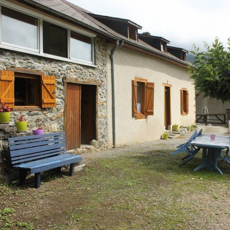 hébergement de pêche dans les Pyrénées