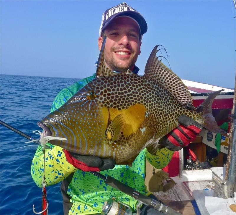 Séjour de pêche au Cap Vert