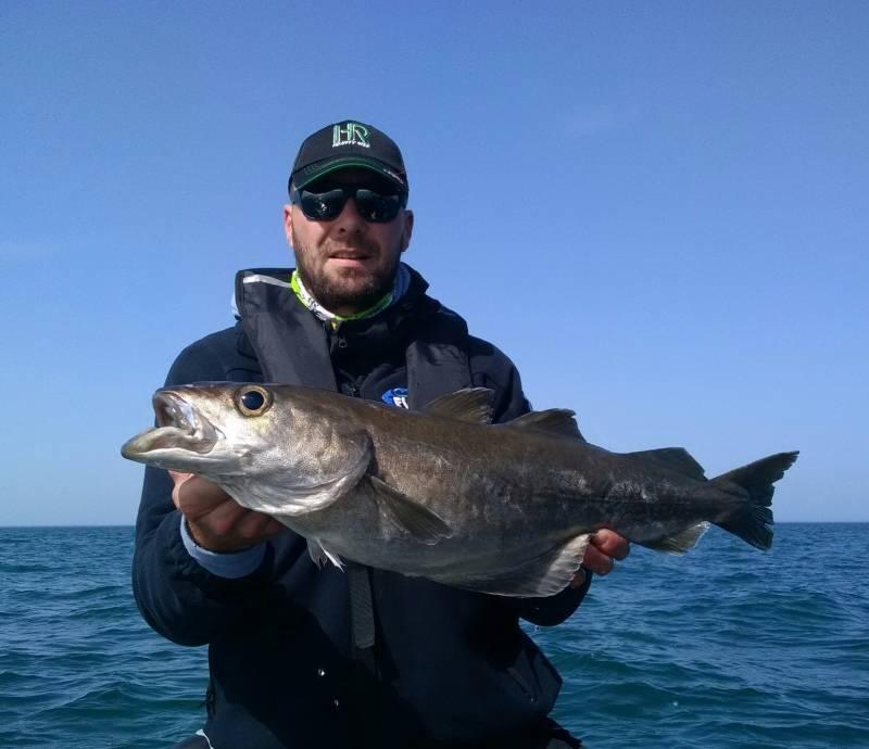 Pêche sur épave au bassin d'Arcachon