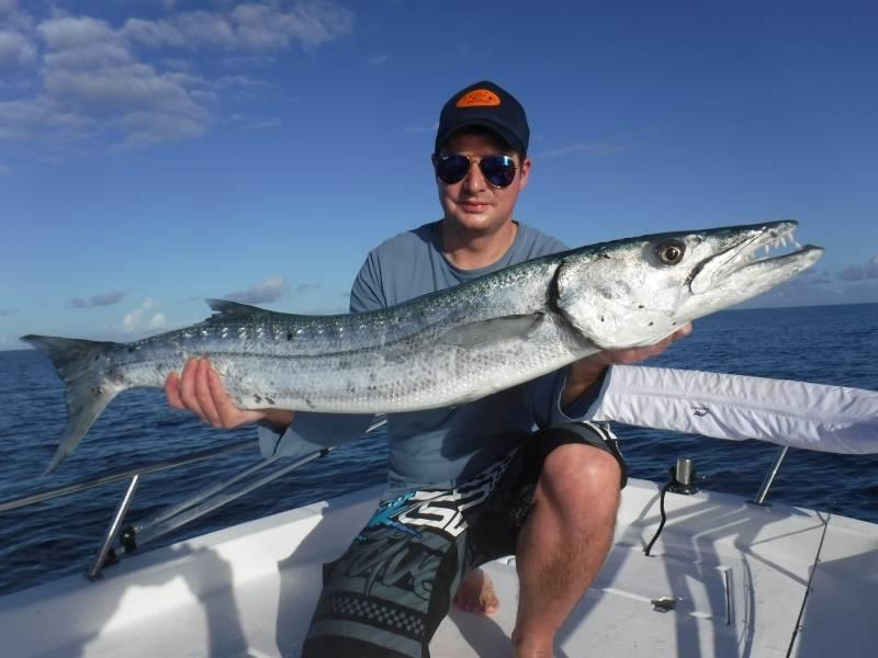 Séjour de pêche en Guadeloupe