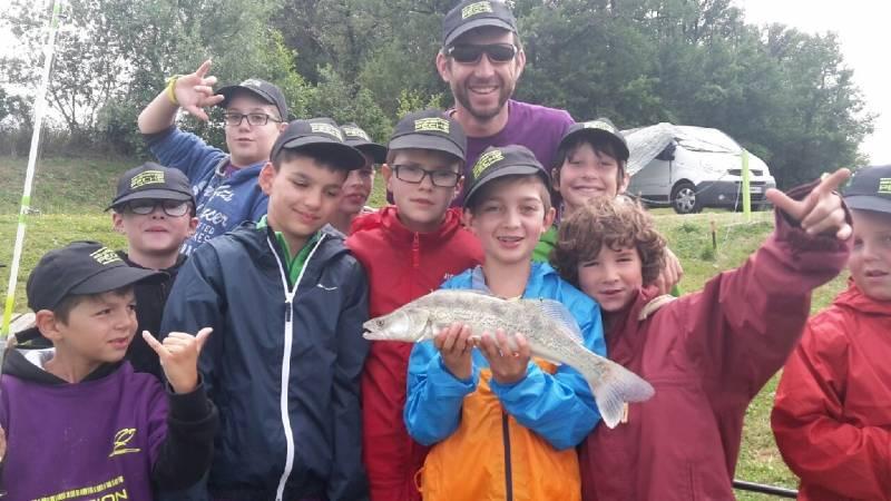 Séjour de pêche jeune en Espagne