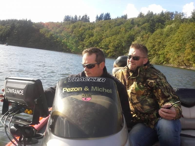 Apprendre à pêcher avec un échosondeur