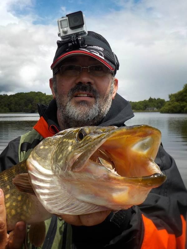 Stage de pêche aux carnassiers dans l'Allier