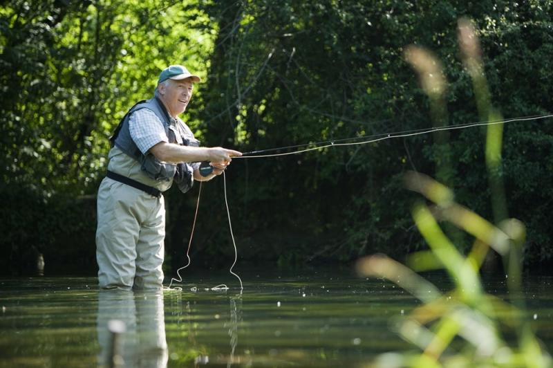 Stage de pêche à la mouche dans le Jura et le Doubs