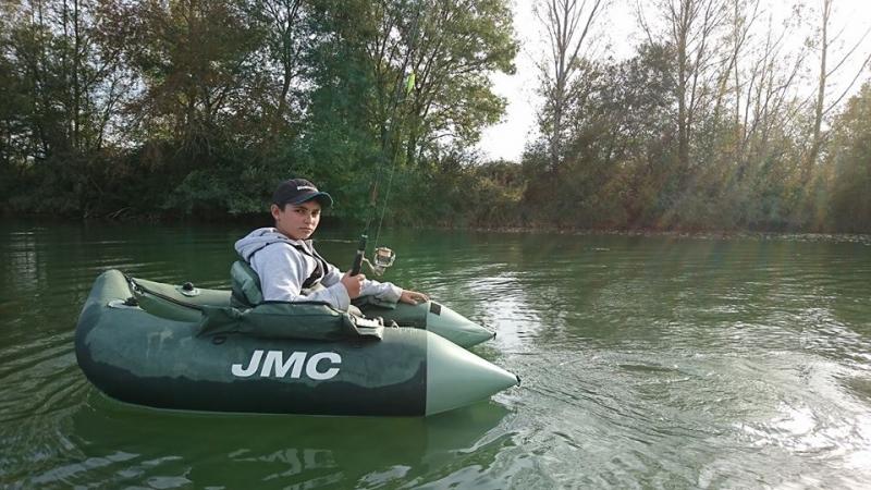 Pêche des carnassiers en float-tube